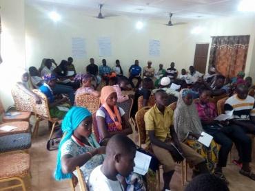 Livelihood empowerment program at karaga district